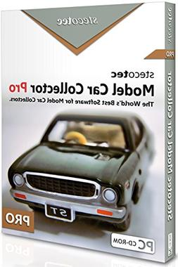 Collecting Software: Stecotec Model Car Collector Pro: Inven