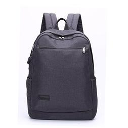 LINGTOM College Backpack for Men School Bookbag Travel Bags