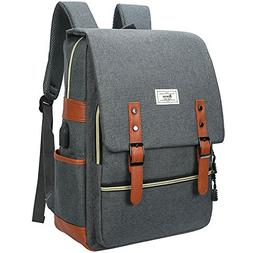 Unisex College Bag Fits up to 15.6'' Laptop Casual Rucks