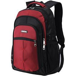 College Laptop Backpack School Bag for Men or Women Fit 15.6