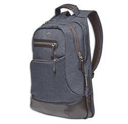 Brenthaven Collins 15 Inch Laptop Backpack Indigo 1950000