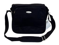 Compact Messenger Bag, Traveling Bag for Men and Women, Poly