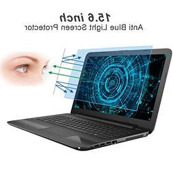 Computer Screen Protector, FORITO 15.6 Inch Anti Blue Light