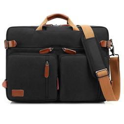 CoolBELL Convertible Backpack Messenger Bag Shoulder Bag Lap