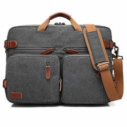 CoolBELL Convertible Backpack Messenger Bag Shoulder Laptop