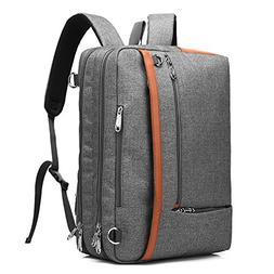 CoolBELL Convertible Backpack Shoulder bag Messenger Bag Lap
