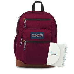 JanSport Cool Student Backpack Day Bag with Laptop Sleeve -