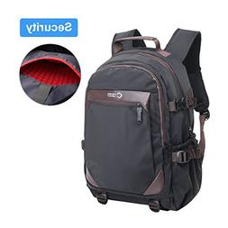 CrossLandy Computer Backpack Mens Casual Backpack for Colleg