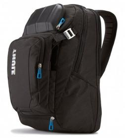 """Thule - Crossover Backpack For 17"""" Apple Macbook Pro - Black"""