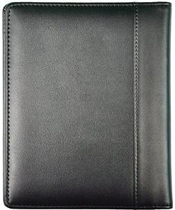 JoyNote Business Padfolio Portfolio with Caculator Zippered