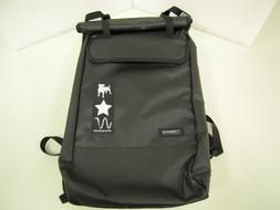 custom prospect laptop backpack black