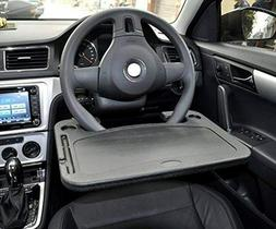Cutequeen Trading car 1pcs Eating/Laptop Steering Wheel Desk