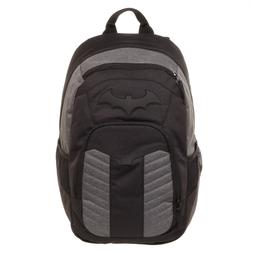 "DC Comics Batman 18"" Backpack with Laptop Sleeve New With Ta"