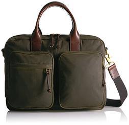 DEFENDER TOP ZIP WORKBAG GREEN Messenger Bag, GREEN, One Siz