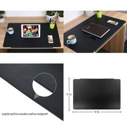 LOHOME Desk Pad 27 5 x 17 7 Large Size Rectangular Leather L