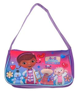 "Doc McStuffins ""Doc & Friends"" Purse - purple, one size"