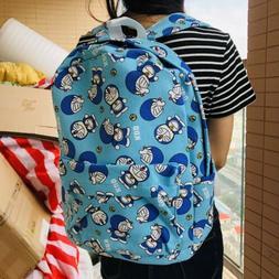 """Doraemon angry stand 15"""" backpack shoulder bag laptop school"""