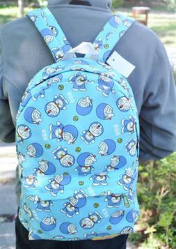 """doraemon standing 15"""" backpack shoulder bag laptop traveling"""