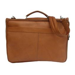 80912a26ea6e Piel Leather Double Executive Computer Bag