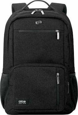 Solo - Downtown Collection Bowery Laptop Backpack - Black