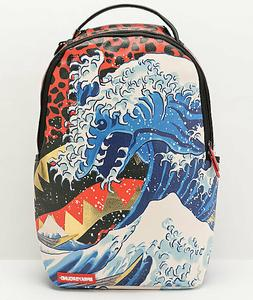 Sprayground Dragon Wave Vegan Designer Fashion School Laptop