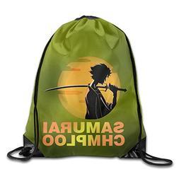 Drawstring Bag Samurai Champloo Mugen