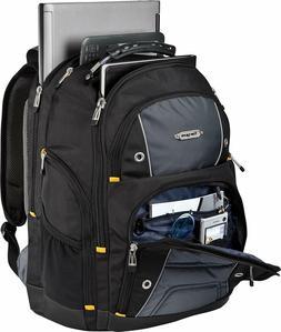 Targus Drifter II Backpack for 17-Inch Laptop, Black/Gray ..