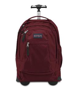 JanSport Driver 8 Rolling Backpack Viking Red - JanSport Rol