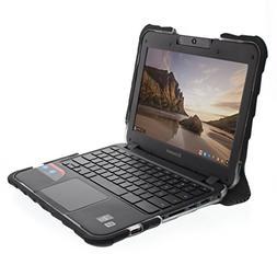 """Gumdrop Drop Tech - Notebook Top and Rear Cover - 11.6"""" - bl"""