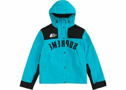 DSWT Supreme x The North Face Arc Logo Mountain Parka Teal S