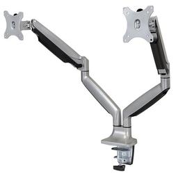 Mount-It! Dual Computer Monitor Mount, LCD Monitor Mount for