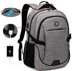 Durable Waterproof Anti Theft Laptop Backpack Travel Backpac