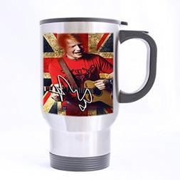 Ed Sheeran Customized Custom Design Silver Color Stainless S