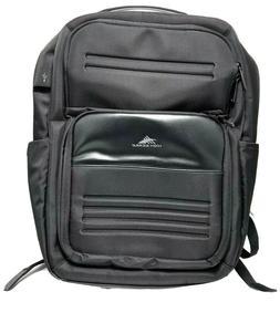 High Sierra Elite Pro Business Backpack Black Laptop Bag wit