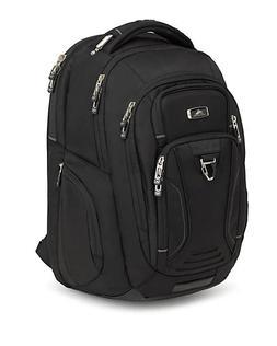 High Sierra Endeavor Business Elite Backpack, Black