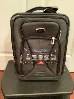 High Sierra Endeavor Wheeled Underseat Carry-On Travel Lugga