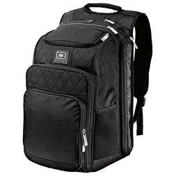 """Ogio Epic backpack with 17"""" Computer Laptop Sleeve - Black"""