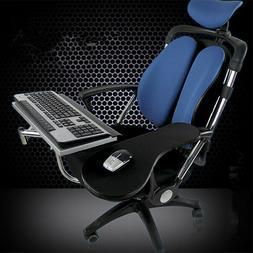 Ergonomic laptop/keyboard/mouse stand/mount/holder+Cooling f