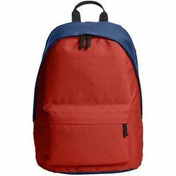 AmazonBasics Everyday School Laptop Backpack - Blue