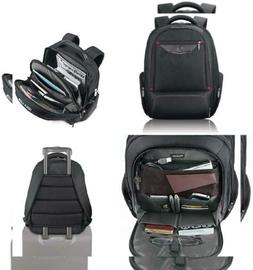 Solo Executive 17.3 Inch Laptop Backpack, Black,