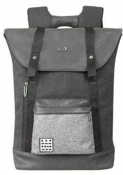 SOLO Executive Laptop Backpack, 17.3, 13 3/4 x 7 x 19 1/2, B