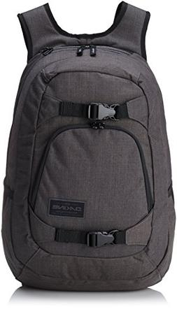 Dakine Explorer Laptop Backpack, 26 L/One Size, Carbon