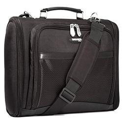 "Mobile Edge Express 2.0 Briefcase - 17.3"" - Black - MEEN217"