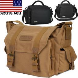 F1 Canvas D11 Sling Shoulder Camera Bag Backpack For Canon N