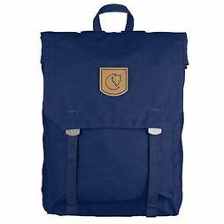 Fjallraven F24210-527: Foldsack No. 1 Backpack Deep Blue Fit