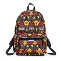 "Five Nights at Freddy's 17"" Backpack Laptop Pocket"