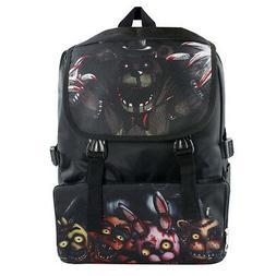 Five nights at Freddy's Backpack Laptop bag School Bag Trave