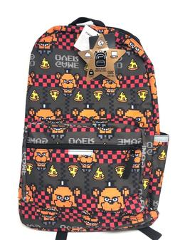 Five Nights At Freddy's School Laptop Backpack