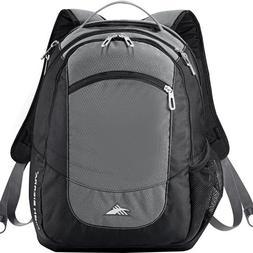 "High Sierra® Fly-By TSA-friendly 17"" Computer Backpack - Bl"