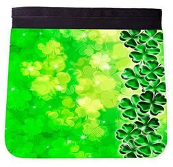 Rikki Knight Four Leaf Clover on Shamrock Irish Additional F
